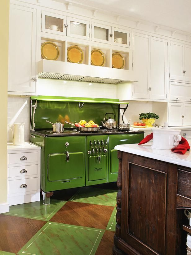 Not Your Mama S Colored Stoves