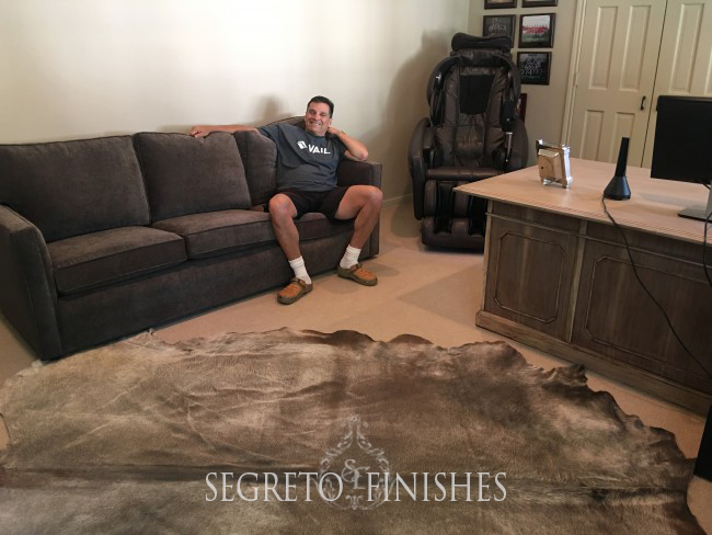 Segreto Secrets - Father's Day Office Makeover - The Final Reveal