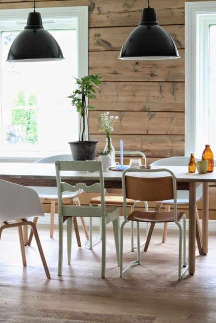 Great Seating Ideas How To Mix Chair Styles In Dining