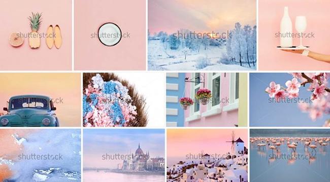 Rose Quartz Serenity picture collage - Segreto Secrets