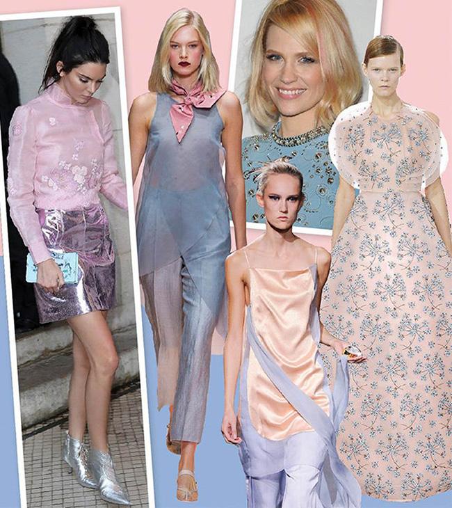 Rose Quartz and Serenity in Fashion - Segreto Secrets