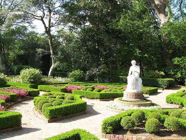 Segreto Secrets - Bayou Bend Garden
