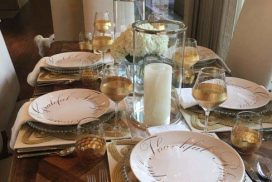 What's Trending for Your Thanksgiving Tablescape?