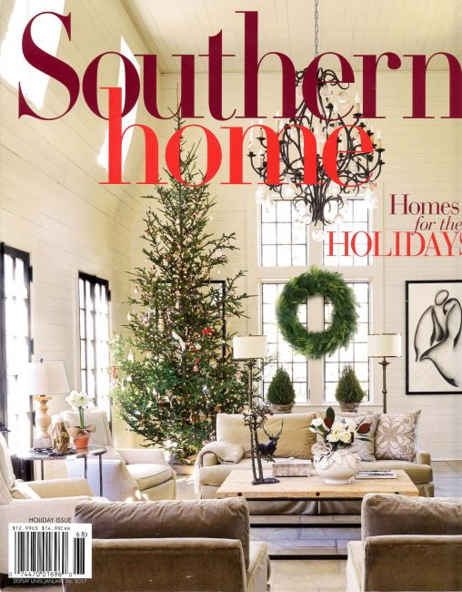 Southern Home Holiday Issue 2016