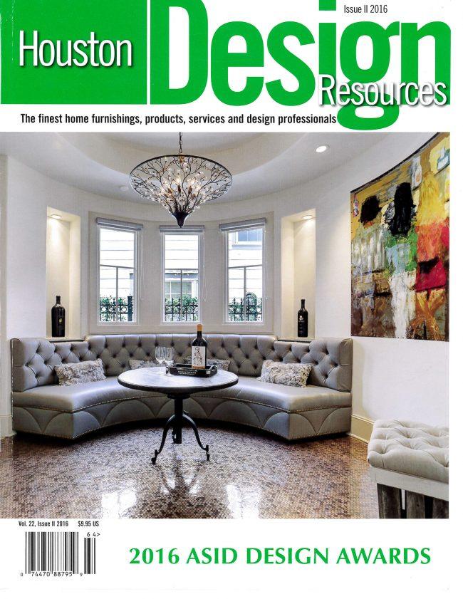 Houston Design Resource Issue Ii 2016 Segreto Secrets