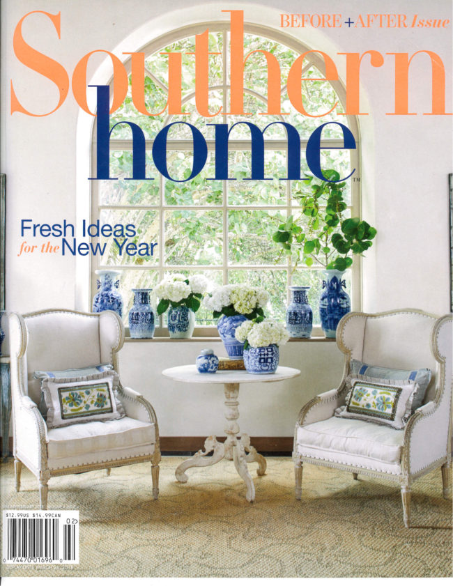 I Received A Magazine From Southern Home Thinking It Was Just My Normal  Subscriptionu2013I Truly Love The Magazine!!