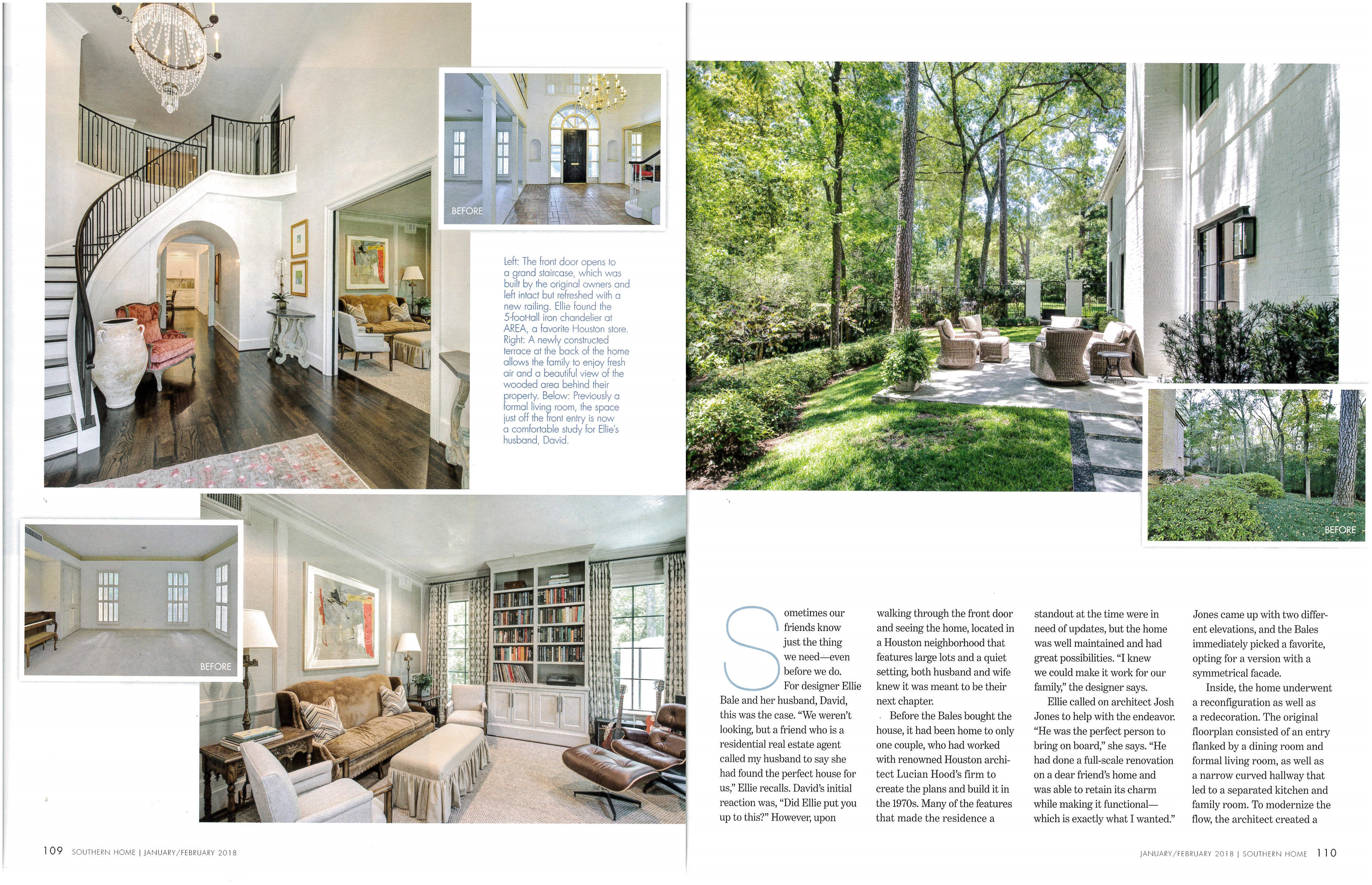 In The Limelight - Southern Home 2018 January/February - Segreto ...