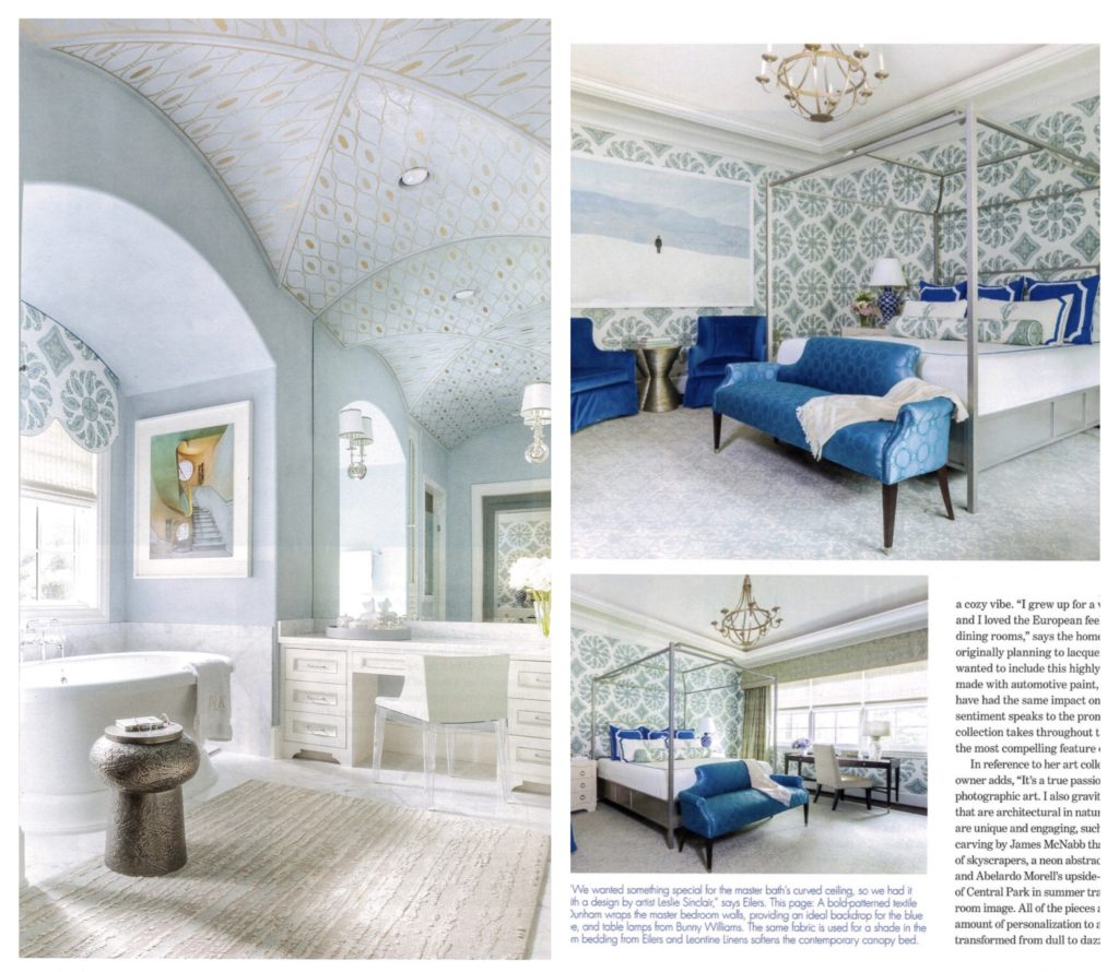 In the Limelight! Southern Home Color Issue • Segreto Finishes