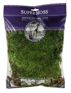 Segreto Finishes Super Moss