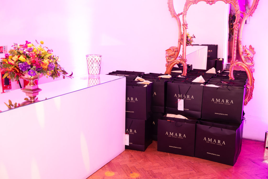 Aara Interior Blog Awards Segreto Finishes Goodie Bags