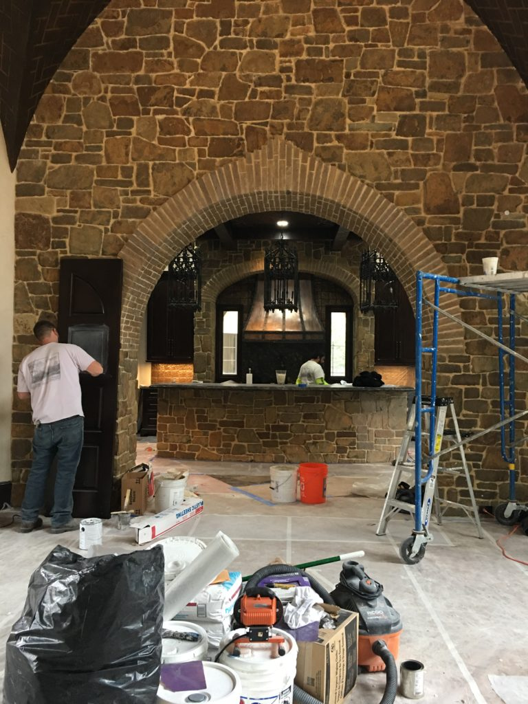 Segreto Finishes Interior Stone