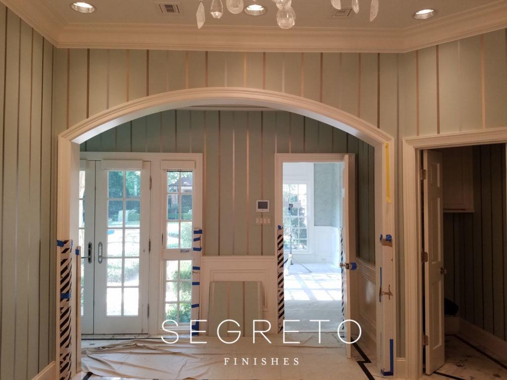Segreto Finishes Bath Stripes