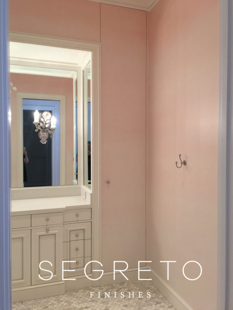 Segreto Finishes Ombre Plaster