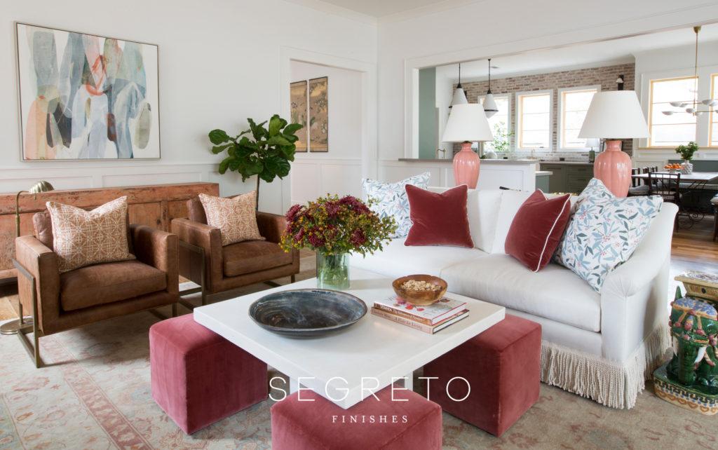 Lindsey Herod Designs SegretoStone Coffee Table
