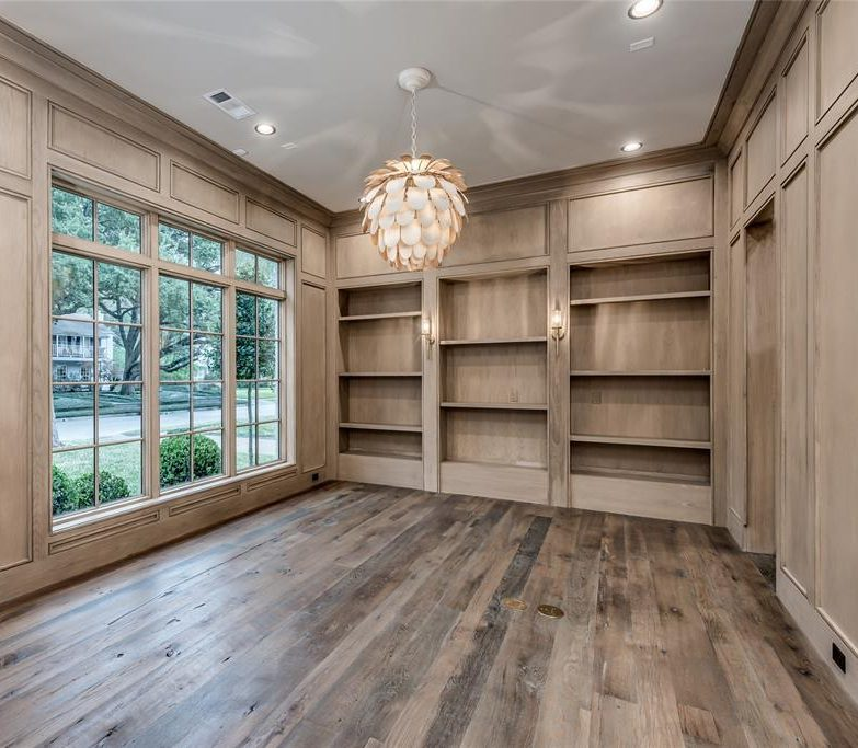 A Home For Sale With Segreto Finishes- Study