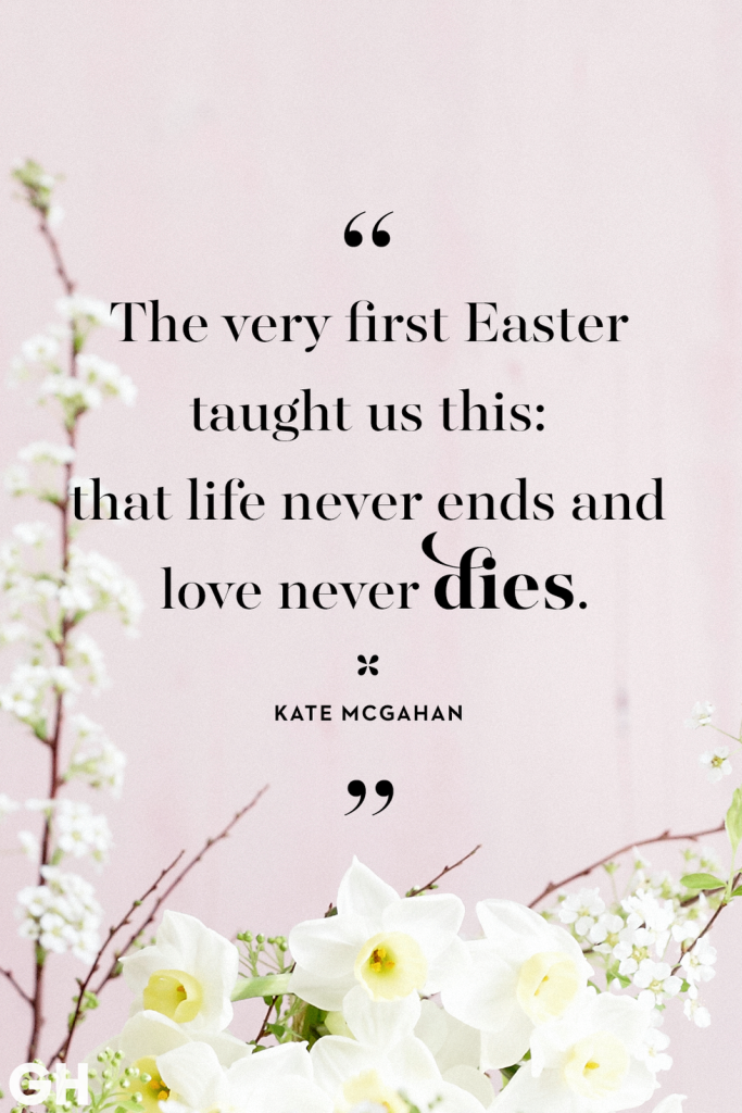 Easter Quote- fresh new start