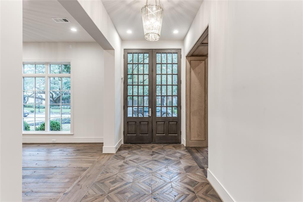 A Home For Sale With Segreto Finishes- Entry Way