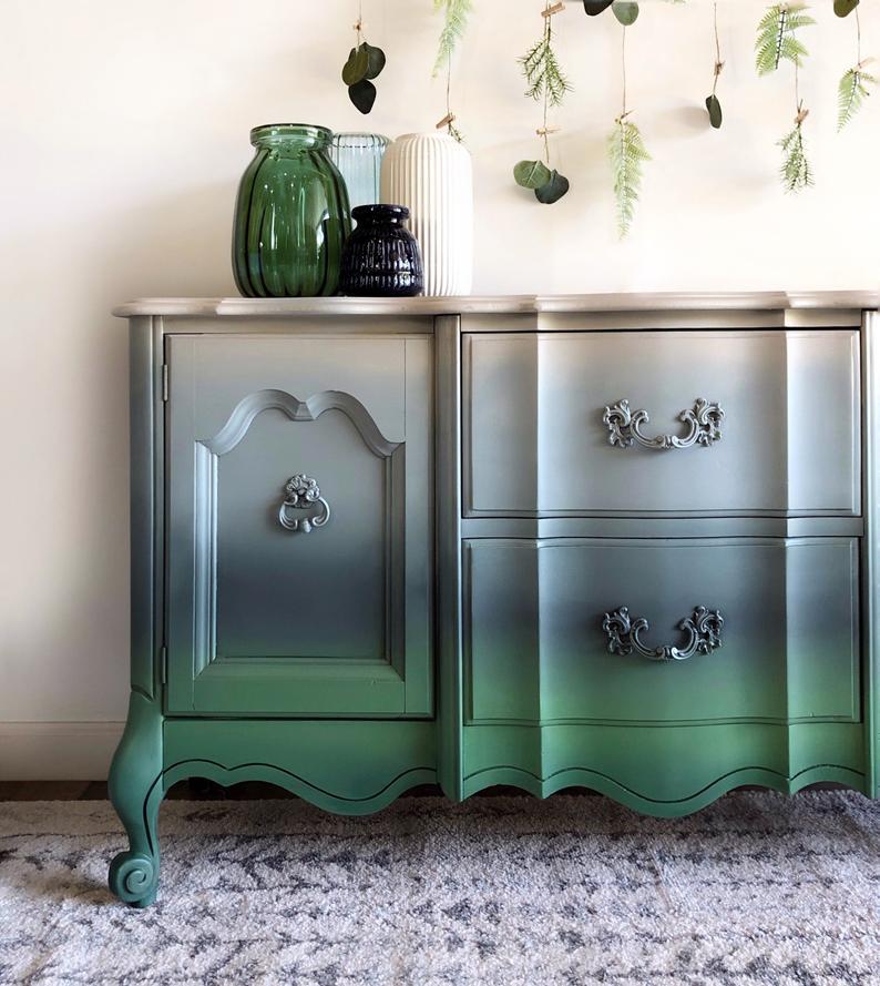 Furniture Piece- graduating color