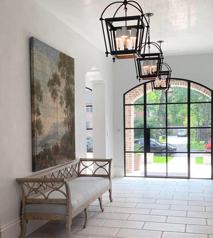 Segreto Plaster Entry for Designer Elizabeth Garrett