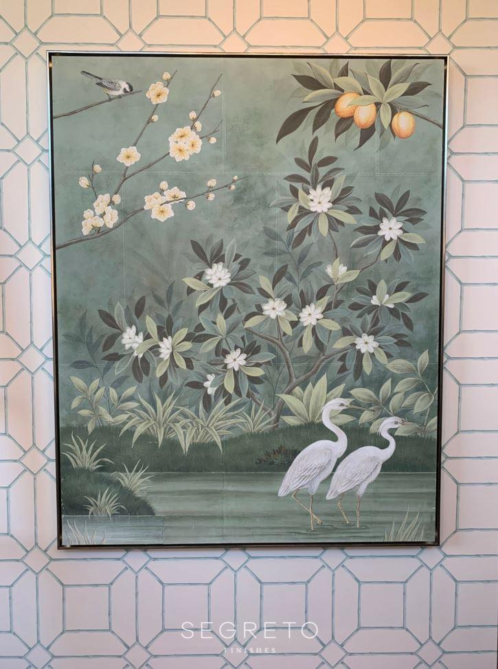 Wallpaper tear